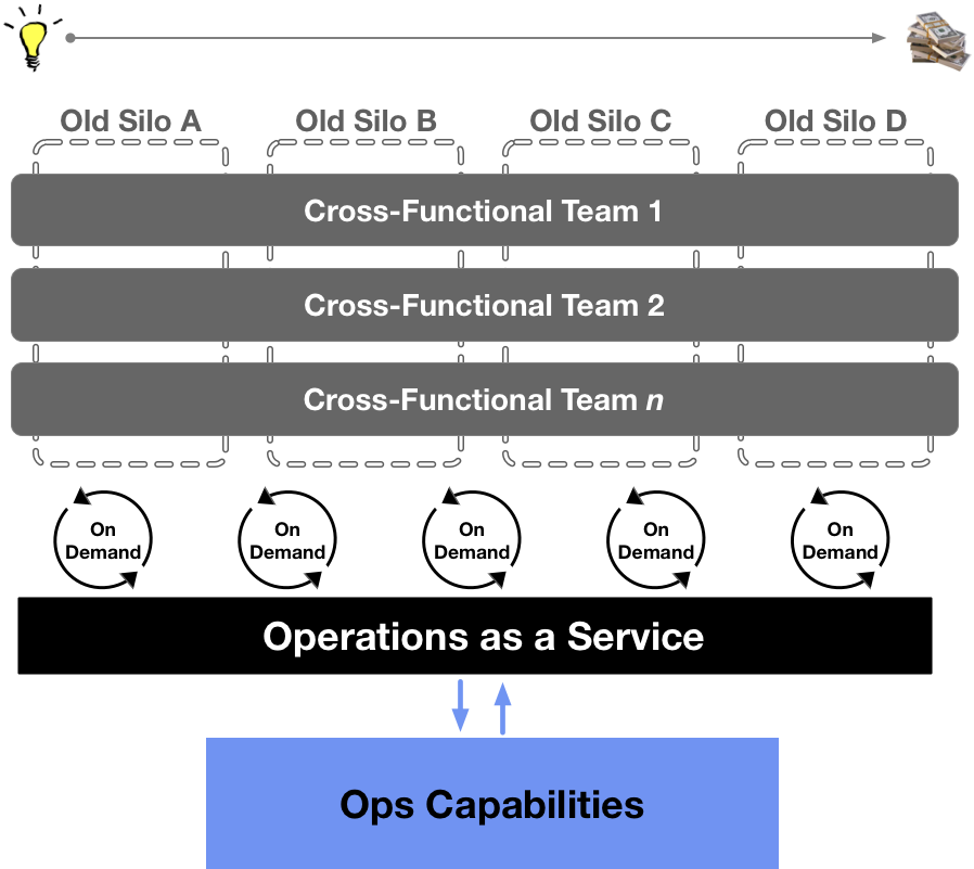 cross functional and oaas