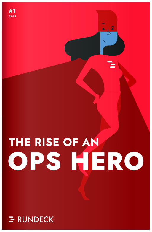 rise of an ops hero book cover